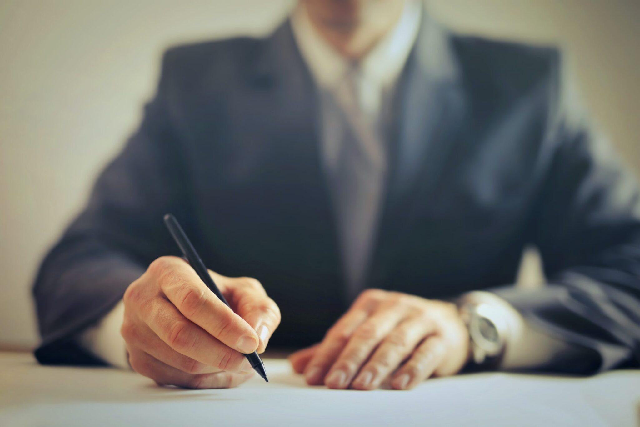 potpisivanje